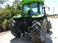 New 2015 Deutz Fahr