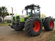 2012 Claas Xerion 3800VC
