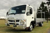 2017 Fuso Canter 515 TradeMate-