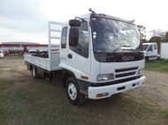 2007 Isuzu FRR525 FRR 525 Crane