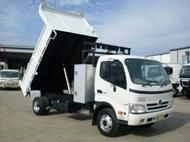 2009 Hino 816 - 300 Series 4 to