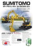 New Sumitomo SH75XU-