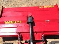 Used TAARUP 928 3 RO
