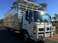 2012 Hino FE 1426-500 Series