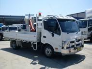 2015 Hino 616 - 300 Series