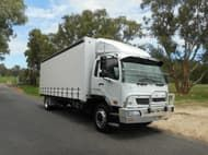 Used 2011 Fuso Fight
