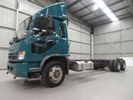 Used 2008 Fuso Fight