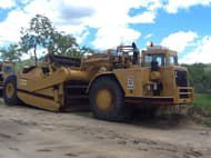 Used Caterpillar 633