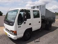 Used 1998 Isuzu NPR3
