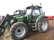 Used Deutz AT 150 in