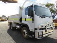 Used 2012 Hino 500 F