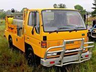 1994 Mazda T3500 4x4 Fire truck