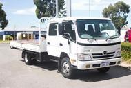 2010 Hino 816 - 300 Series