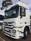 2015 Mercedes-Benz Actros 2648