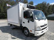 2011 Hino Dutro 300 Series 616