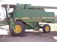 1993 John Deere 9500 & 930