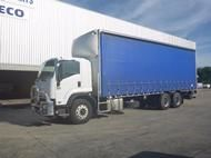Used 2014 Isuzu FVM1