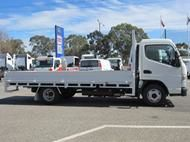 New 2015 Fuso Canter