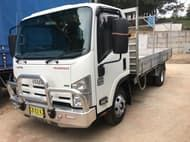 2015 Isuzu NPR200 TABLE TOP