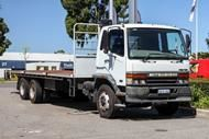 Used 1998 Fuso FM in