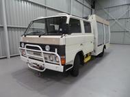 1986 Mazda T4100 Service Truck