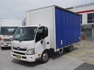 Used 2011 Hino 300 S