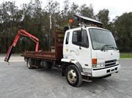 Used 2004 Fuso Fight