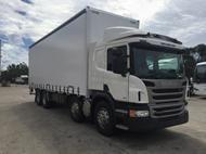 2016 Scania P310 DB8X2MNA