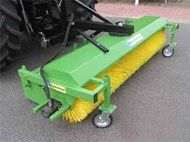 2016 Agrison Road Sweeper