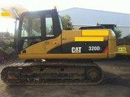 2008 Caterpillar 320DL