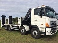 Used 2008 Hino FY 70