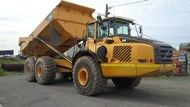 Used Volvo A40E in O