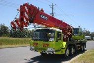 2008 Kato NK550VR
