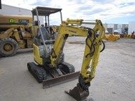 Used Yanmar VIo17 in