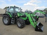 New 2016 Deutz Fahr