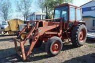 Used Belarus 562 in