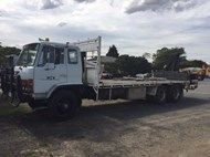 Used 1989 Hino FG in