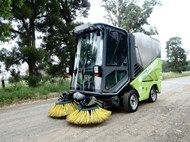 2010 Tennant Applied Sweepers G