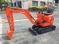 Used Kubota U10 in A