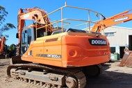 Used 2014 Doosan DX3