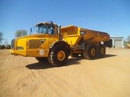 Used Volvo A40D in D