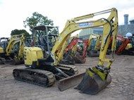 Used Yanmar Vi045 in
