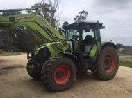 2014 Claas Arion 640