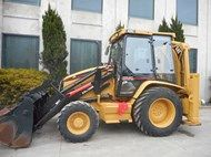 Used Caterpillar 428