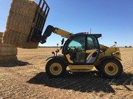 2011 New Holland LM740