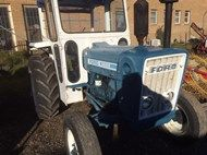 Used Ford 3600 in Go