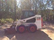 Used Bobcat S130 in