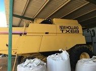 Used Holland TX68 in