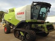 Used 2011 Claas 750T