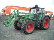 Used Fendt 818 in To